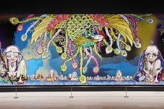 【展覧会リポート】すべて日本初公開! 村上隆の五百羅漢図展 | casabrutus.com | ページ 2