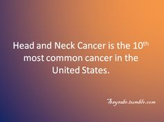 About Head and Neck Cancer