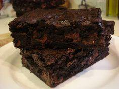 The Cookie Scoop: Fudge Brownies