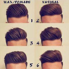 mentions J'aime, 29 commentaires - Hair Mens Styles 2017 ✂️ ( - Haarschnitt - Haare Mens Medium Length Hairstyles, Cool Hairstyles For Men, Hairstyles Haircuts, Haircuts For Men, Barber Haircuts, Hairstyle Men, Pompadour Hairstyle, Short Hair Cuts, Short Hair Styles
