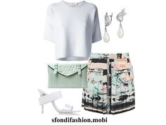 outfit  chic 2014 sfondifashion.mobi