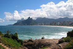 Plage Ipanema Rio de Janeiro