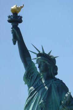 Lady liberty #newyork