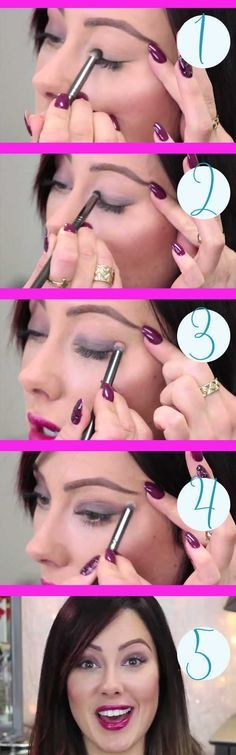 25 Must Know Eyeliner Hacks -  Winged Looks and Easy Makeup Tricks and Guides for Liquid Pencil and Gel Styles. Step by Step Tutorials with Pictures using Tape or a Spoon thegoddess.com/eyeliner-hacks