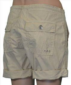 True Religion Brand Jeans Womens Cargo Shorts $154.00