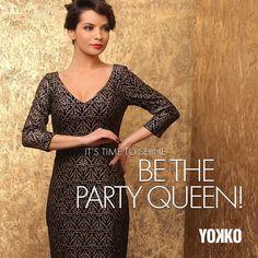 Party time! #evening #dress #outfits #shine #velvet #gold #elegant #style #december #holidays