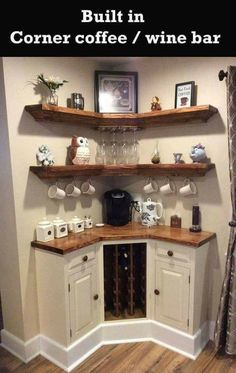 12 Ways to Store & Display Your Home Bar | Editor\'s Choice ...