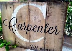 Image result for rustic wooden sign boards