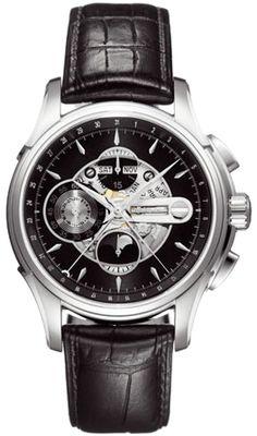 H32696739 - Authorized Hamilton watch dealer - Mens Hamilton Jazzmaster Moonphase, Hamilton watch, Hamilton watches