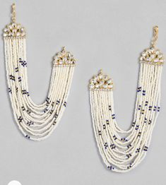 Imitation Jewelry, Tassel Necklace, Fashion, Moda, Fashion Styles, Fashion Illustrations