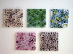 Part craft and part fine art Maker Holly Wolf-Mattick's glass pieces are sure to liven up your space. Description from pinterest.com. I searched for this on bing.com/images