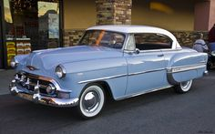 1953 chevrolet bel air