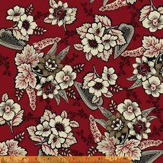 Carmen c. 1840-1875, 41038-1, Windham Fabrics