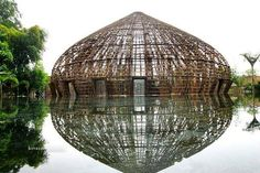 Bamboo Architecture - Structure