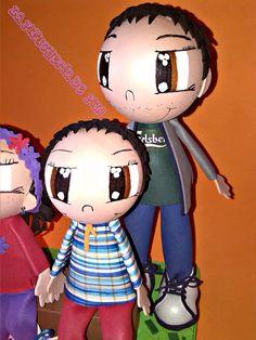FAMILIA DE FOFUCHOS