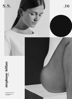 "maximetetard: "" Stephane Kélian SS-16 / AD les Graphiquants / Photography Maxime Tetard """