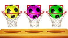 """Lernen Sie die Farben mit Fußbällen - Lernvideos für   Ggfhbvv22212   """" /^:  """""""" """"   ====222'   """"""""  Kinder - Hooplakidz... Nursery Rhymes In English, Kids Songs, Paper Roses, Videos, Youtube, Crafty, Garden Stones, 1 Year, Hair Ideas"""