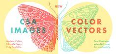 A Pop Culture Resource of Art, Illustration & Design | Csa Images
