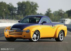2010 Chevrolet SSR Hot Rod Power Tour