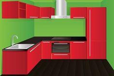 Single Wide, Corner Desk, Modern, Design, Furniture, Home Decor, Corner Table, Trendy Tree, Decoration Home