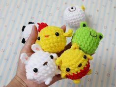 ouax:: #amigurumi #crochet #crochetdoll