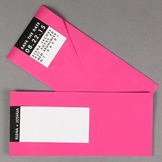 Make a bold statement to your guests by adding icing to your envelopes. Wedding Address Labels, Plastic Film, Scratch Off, Womens Slippers, Save The Date, Envelopes, Icing, Stationery, Stickers