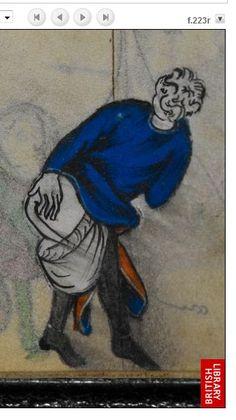 1320 Maastrichter Stundenbuch f223r
