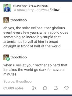 Now this is how I'm picturing eclipses from here on out.