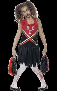 521a9129e5a 17 Best Zombie Cheerleader images in 2015 | Costumes, Creepy makeup ...
