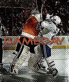 Flyers Game Day