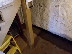 Lovely Hydraulic Cement Basement