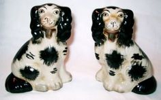 <3 Staffordshire Dogs! ...