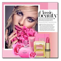 """""""Classic Beauty"""" by littlefeather1 ❤ liked on Polyvore featuring beauty, Casadeco, Yves Saint Laurent, Dr.Hauschka, Molton Brown, Tom Ford, Michel Germain, topsets and polyvoreeditorial"""