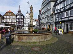 Rolandsbrunnen - Fritzlar, Germany