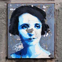 Portret / TKV #BeogradskiGrafiti #StreetArt #Graffiti #Beograd #Belgrade #Grafiti