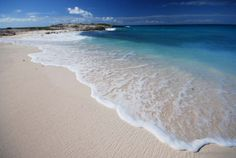 White Sand Beach, Prickly Pear Island, Anguilla. Yes, the beaches are this beautiful.