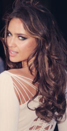 hair                       Irina Shayk