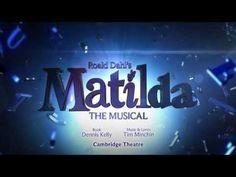 Matilda The Musical @ the Cambridge Theater