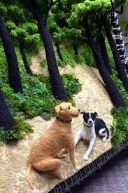 Dimensional Weaving - Martina Celerin fiber art: Two Dogs and an Art Fair Weaving Projects, Weaving Art, Loom Weaving, Tapestry Weaving, Hand Weaving, Selfie Posen, Peg Loom, Art Articles, Textiles Techniques