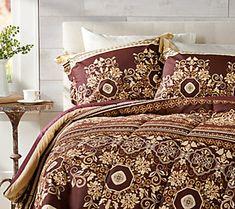 Celtic European Design Full Comforter Set with Two Shams