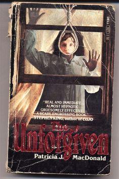 PATRICIA J. MACDONALD Unforgiven The - MASS MARKET 1981 Vintage Horror