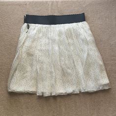 Dolce & Gabbana - Mini Tulle Skirt. Elastic waist. Excellent condition.  Make me a reasonable offer and no trade. Dolce & Gabbana Dresses Mini