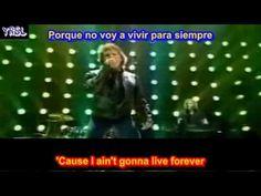 SUBTITULADO TRADUCIDO LETRAS Ingles Español legendado Lyrics English Spanish subtitulada Bon Jovi its my life subtitles English Spanish Lyrics Bon Jovi Alway...