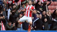 Erik Pieters's fluke goal hands Stoke their fourth league win in their past five games at the expense of Newcastle. Stoke City Fc, Newcastle, The Unit, Football, Sports, Soccer, Hs Sports, Sport, American Football