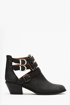 Boyfriend Ankle Boot