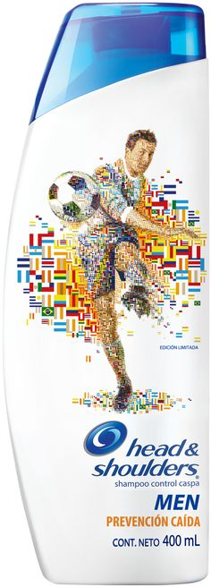 Head  Shoulders: World Cup Limited Edition Packaging on Behance http://www.boxerbranddesign.com/blog/