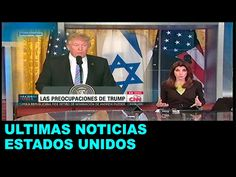 Ultimas noticias de EEUU, DONALD TRUMP PREOCUPADO 16/02/2017 - YouTube