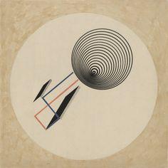 el lissitzky - proun 93, 1923
