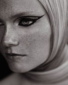 UGLY Magazine on Behance. Love the make up ideas and the photos are stunning