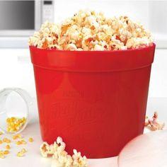 Heat n Eat Microwave Popcorn Maker  #gift #mzube #santa #birthday #quirky #cool #shopping #stocking #xmas #sale